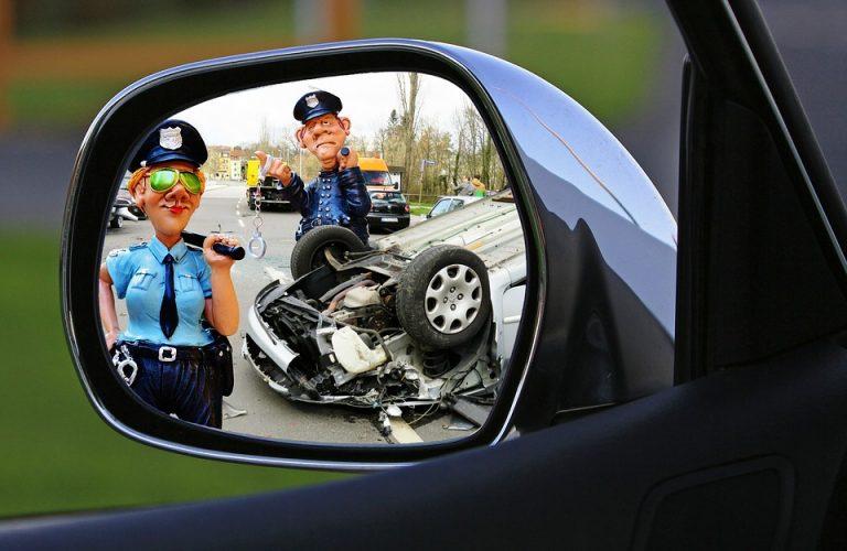 Rechtsschutz nach einem Verkehrsunfall