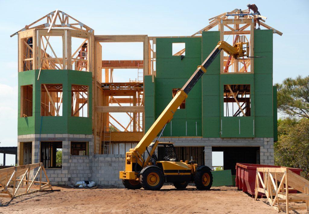 Container Mieten für die Baustelle