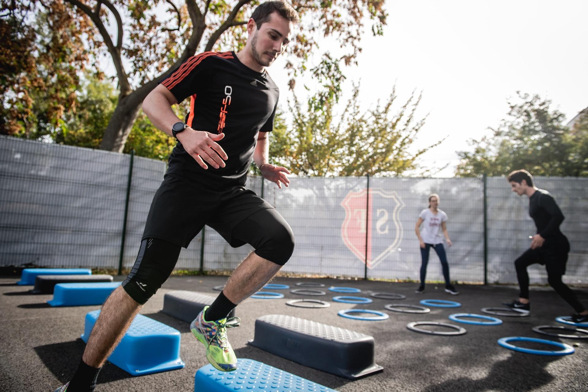 HIIT und Cardio Training